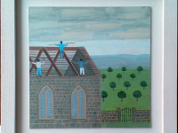 Anthony Bacon - New Church Roof