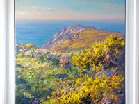 Mark Preston Clear Spring Evening Bosigran